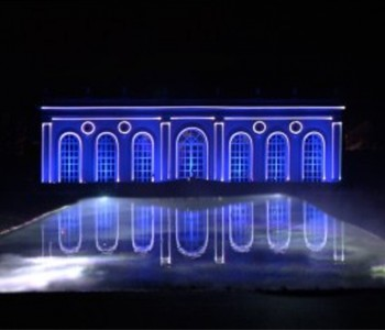 LASER MAPPING FOR ÉPERNAY (Festival of Light)