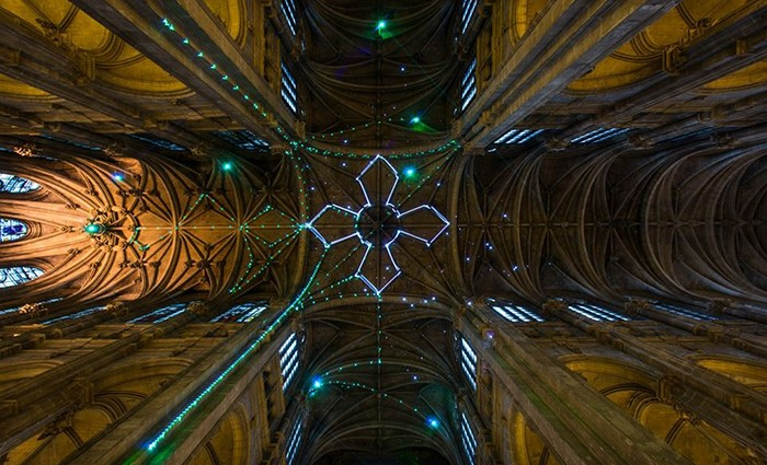 """LASER MAPPING """"NUIT BLANCHE PARIS"""""""